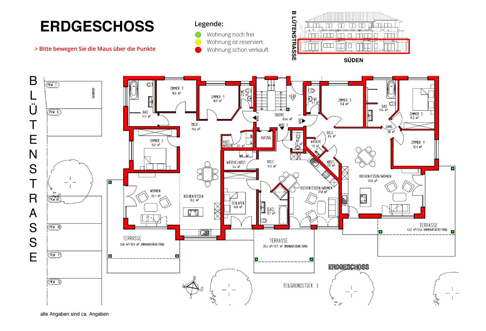 Grossostheim Eigentumswohnung kaufen EG